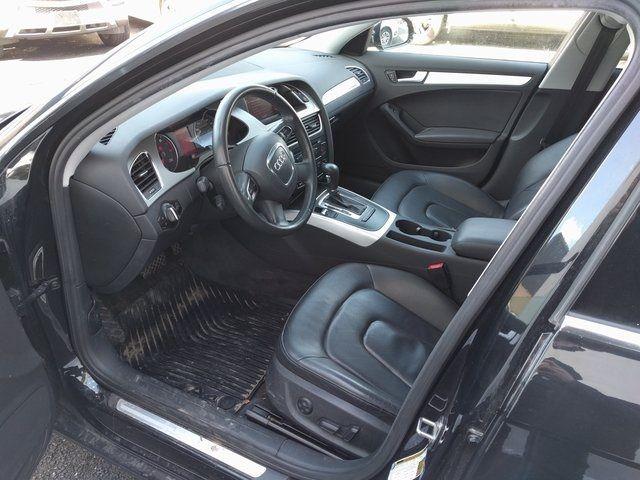 2011 Audi A4 2.0T Premium Plus Richmond Hill, New York 11