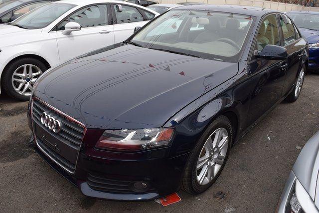 2011 Audi A4 2.0T Premium Richmond Hill, New York 2
