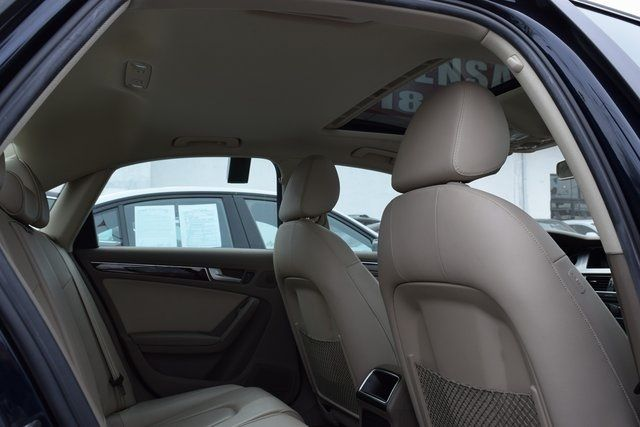 2011 Audi A4 2.0T Premium Richmond Hill, New York 23