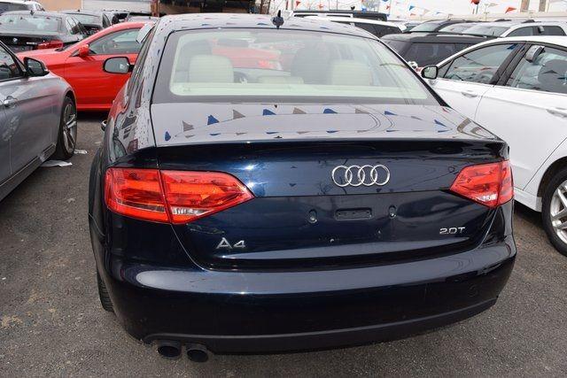2011 Audi A4 2.0T Premium Richmond Hill, New York 4
