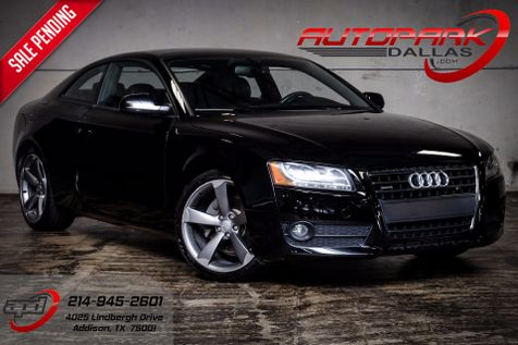 2011 Audi A5 2.0T Premium Plus 6mt in Addison, TX