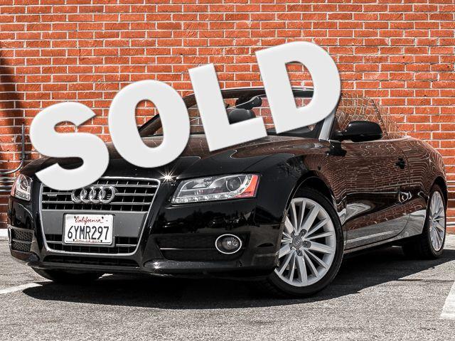 2011 Audi A5 2.0T Premium Plus Burbank, CA 0