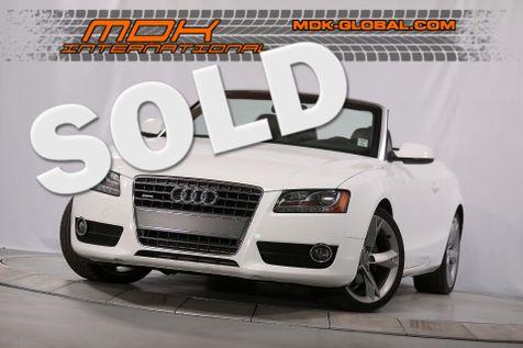 2011 Audi A5 2.0T Premium Plus - Navigation - B/O Sound in Los Angeles
