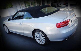 2011 Audi A5 2.0T Premium Cabriolet Chico, CA 2