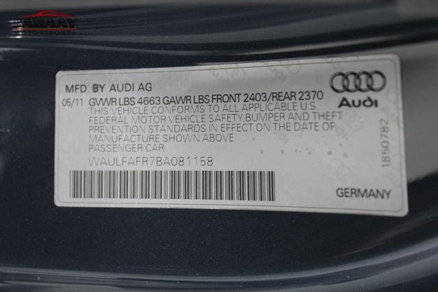 2011 Audi A5 2.0T Premium Plus Merrillville, Indiana 45