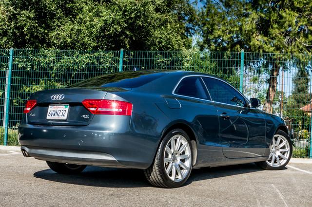 2011 Audi A5 2.0T Premium Plus AWD - NAVI - XENON - HTD STS Reseda, CA 9