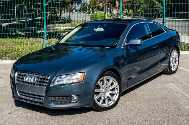 2011 Audi A5 2.0T Premium Plus AWD - NAVI - XENON - HTD STS Reseda, CA 1