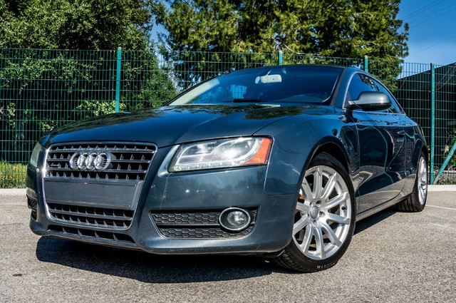 2011 Audi A5 2.0T Premium Plus AWD - NAVI - XENON - HTD STS Reseda, CA 39