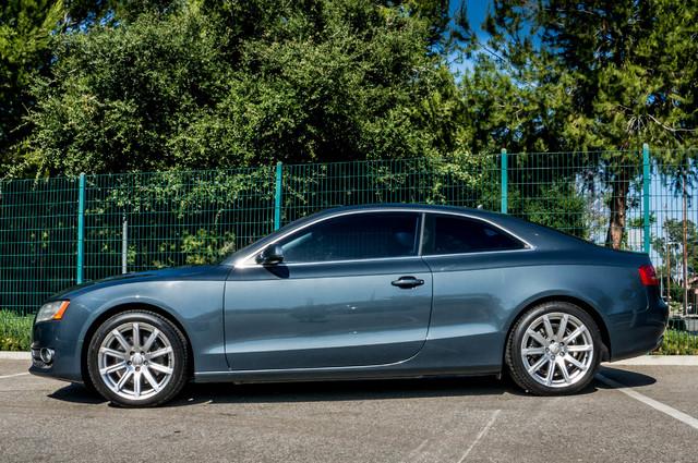 2011 Audi A5 2.0T Premium Plus AWD - NAVI - XENON - HTD STS Reseda, CA 5