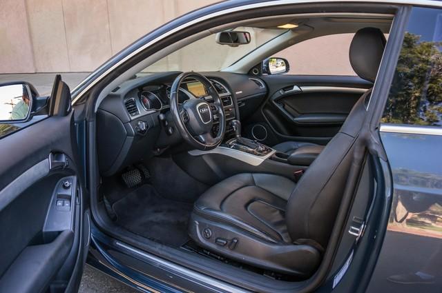 2011 Audi A5 2.0T Premium Plus AWD - NAVI - XENON - HTD STS Reseda, CA 13