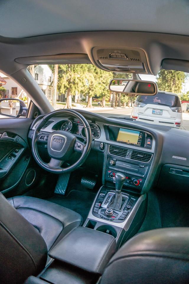 2011 Audi A5 2.0T Premium Plus AWD - NAVI - XENON - HTD STS Reseda, CA 35
