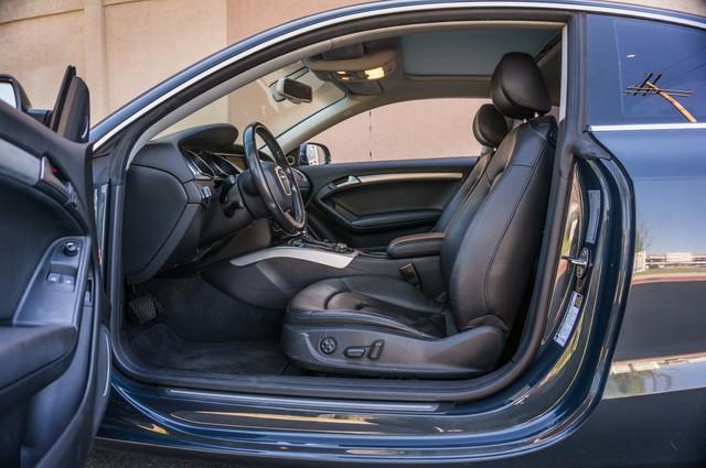 2011 Audi A5 2.0T Premium Plus AWD - NAVI - XENON - HTD STS Reseda, CA 34