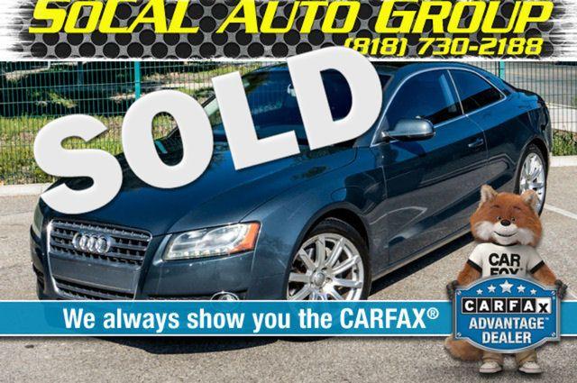 2011 Audi A5 2.0T Premium Plus AWD - NAVI - XENON - HTD STS Reseda, CA 0