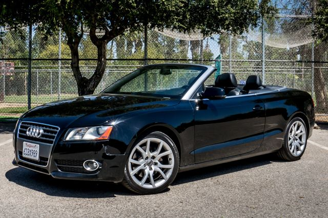 2011 Audi A5 2.0T Premium - 34K MILES - HEATED SEATS Reseda, CA 1