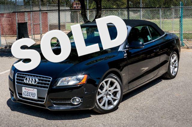 2011 Audi A5 2.0T Premium - 34K MILES - HEATED SEATS Reseda, CA 0