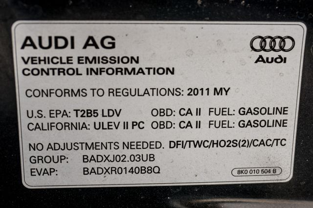 2011 Audi A5 2.0T Premium - 34K MILES - HEATED SEATS Reseda, CA 46