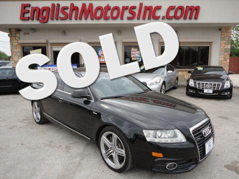 2011 Audi A6 3.0T Prestige in Brownsville, TX