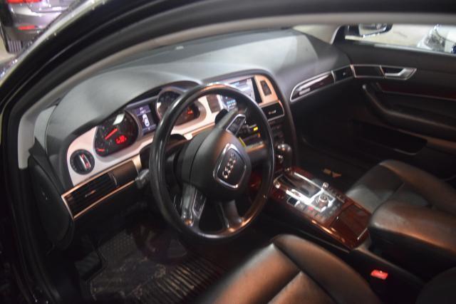 2011 Audi A6 3.0T Premium Plus Richmond Hill, New York 11