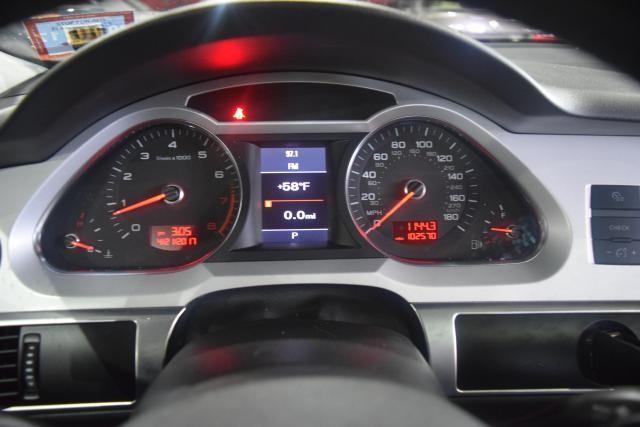 2011 Audi A6 3.0T Premium Plus Richmond Hill, New York 12