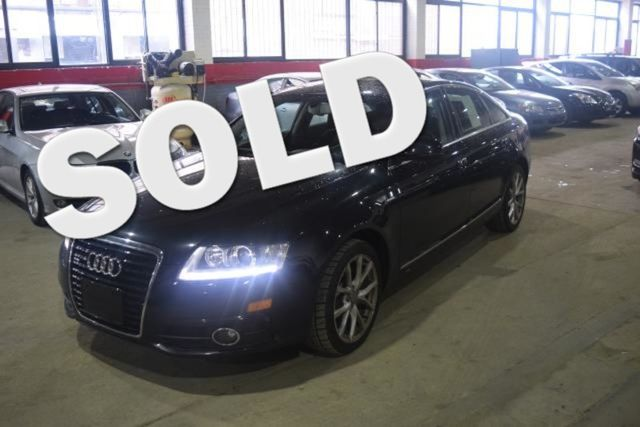 2011 Audi A6 3.0T Premium Plus Richmond Hill, New York 0