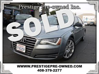 2011 Audi A8 L FULLY LOADED--((**ALL WHEEL DRIVE**))  in Campbell CA