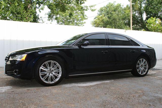 2011 Audi A8 L Houston, Texas 3