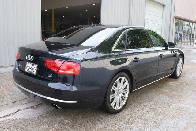 2011 Audi A8 L Houston, Texas 4