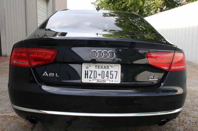 2011 Audi A8 L Houston, Texas 5