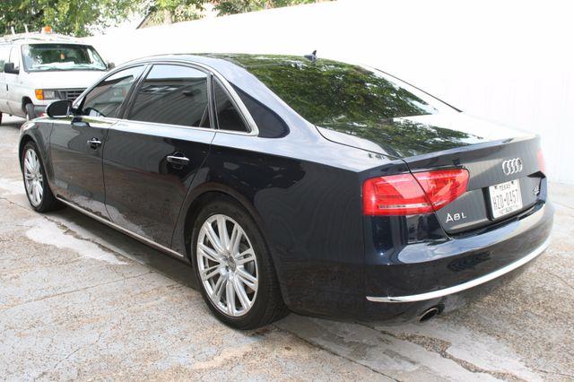 2011 Audi A8 L Houston, Texas 6