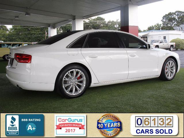 2011 Audi A8 L QUATTRO AWD - DRIVER ASSISTANCE PKG! Mooresville , NC 2