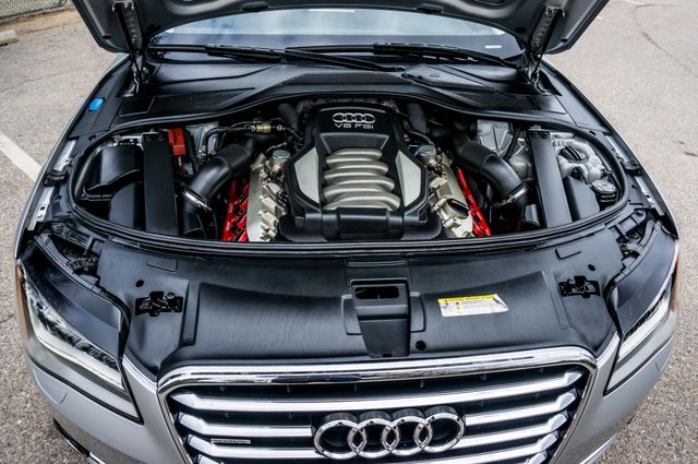 2011 Audi A8 L Reseda, CA 43