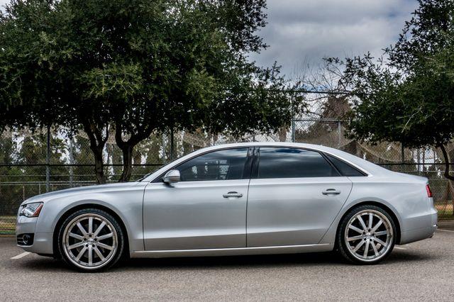 2011 Audi A8 L Reseda, CA 4