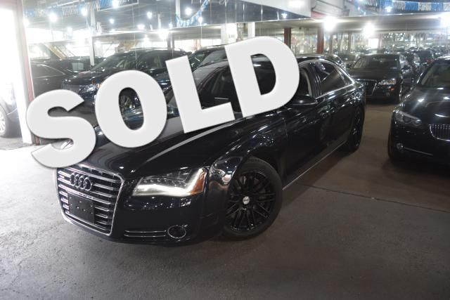 2011 Audi A8 L 4dr Sdn Richmond Hill, New York 0