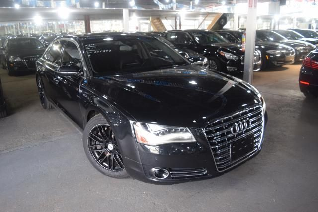 2011 Audi A8 L 4dr Sdn Richmond Hill, New York 1