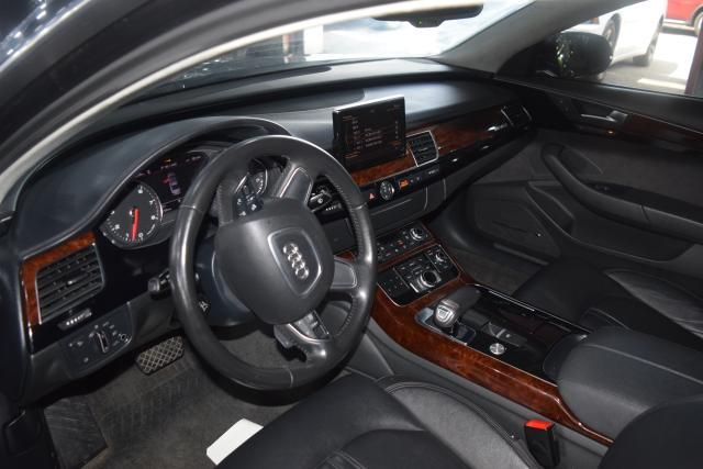 2011 Audi A8 L 4dr Sdn Richmond Hill, New York 16