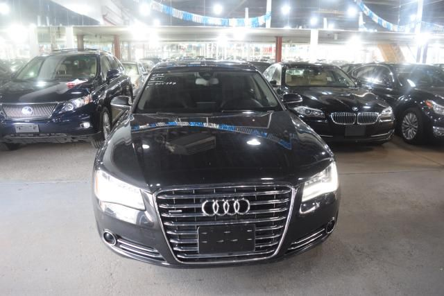 2011 Audi A8 L 4dr Sdn Richmond Hill, New York 2