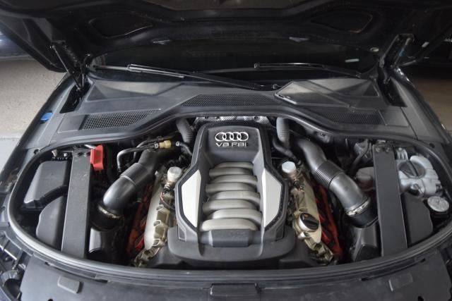 2011 Audi A8 L 4dr Sdn Richmond Hill, New York 26