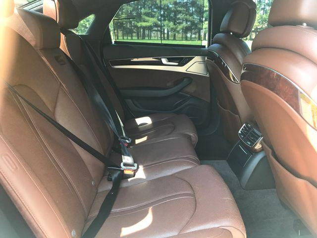 2011 Audi A8 QUATTRO Leesburg, Virginia 13