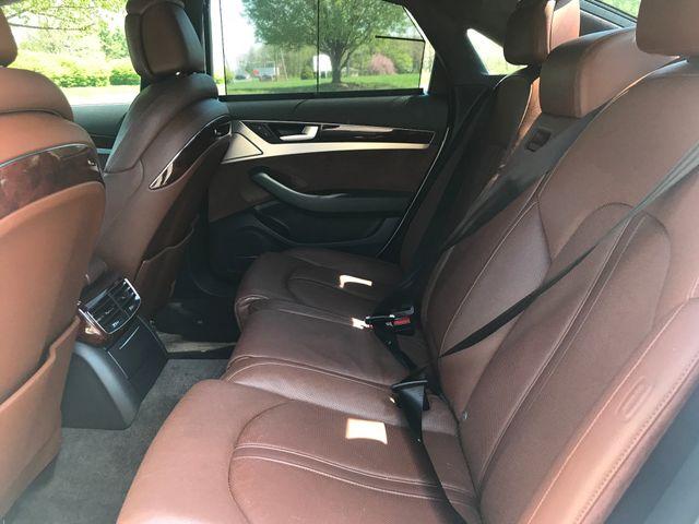 2011 Audi A8 QUATTRO Leesburg, Virginia 12