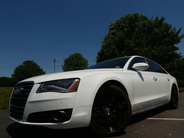 2011 Audi A8 QUATTRO Leesburg, Virginia 2