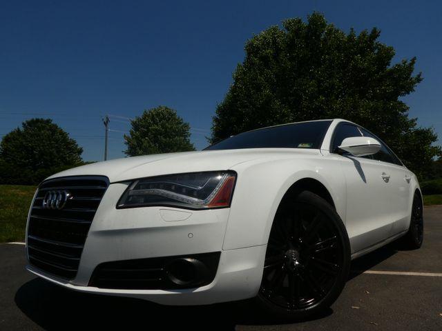 2011 Audi A8 QUATTRO Leesburg, Virginia 0