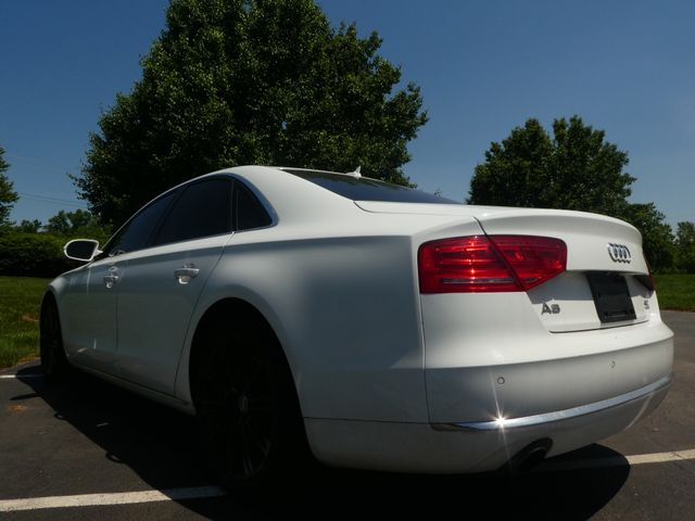 2011 Audi A8 QUATTRO Leesburg, Virginia 3