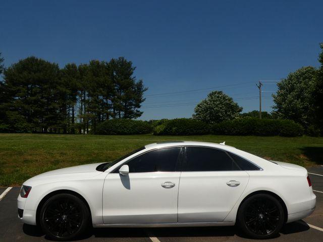 2011 Audi A8 QUATTRO Leesburg, Virginia 6