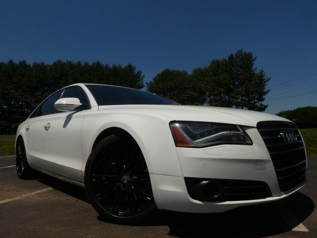 2011 Audi A8 QUATTRO Leesburg, Virginia 1