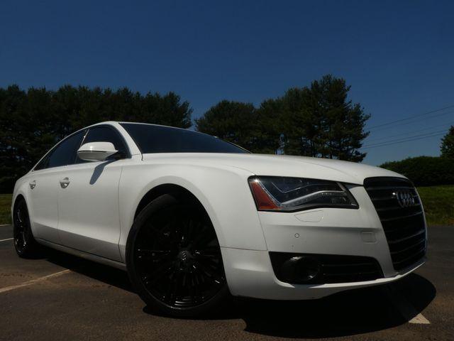 2011 Audi A8 QUATTRO Leesburg, Virginia 9