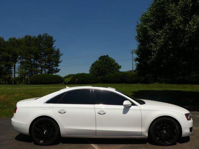2011 Audi A8 QUATTRO Leesburg, Virginia 5
