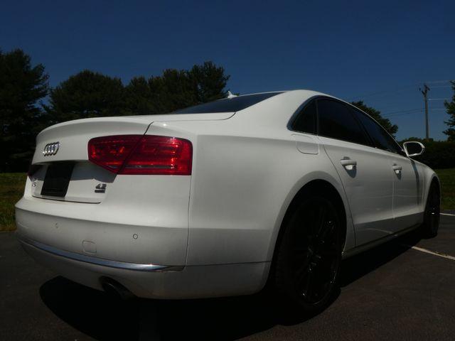2011 Audi A8 QUATTRO Leesburg, Virginia 4