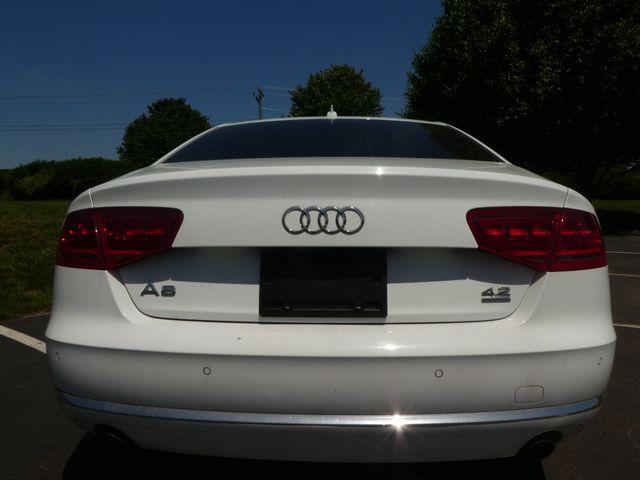2011 Audi A8 QUATTRO Leesburg, Virginia 8