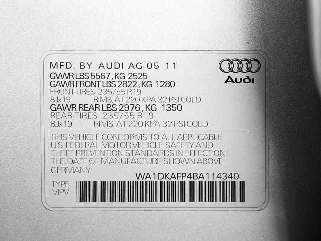 2011 Audi Q5 3.2L Premium Plus Burbank, CA 34