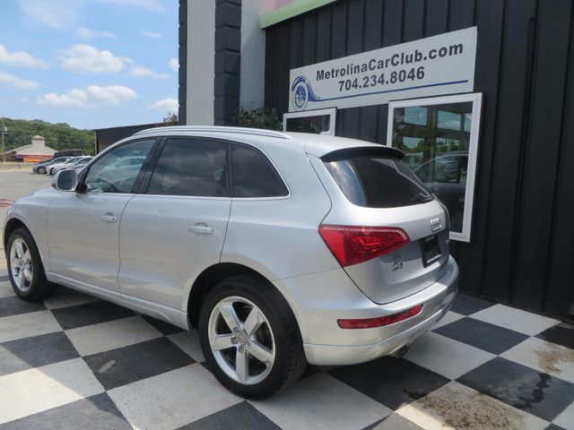 2011 Audi Q5 2.0T Premium Plus Charlotte-Matthews, North Carolina 10